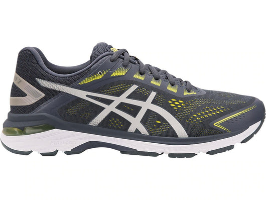 Asics Men's GT-2000 7 - Tarmac/Lemon Spark (1011A158.020)