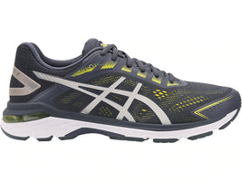 Asics Men's GT-2000 7 Wide (2E) - Tarmac/Lemon Spark (1011A159.020)