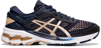 Asics Women's Gel-Kayano 26 - Midnight/Frosted Almond (1012A457.400)