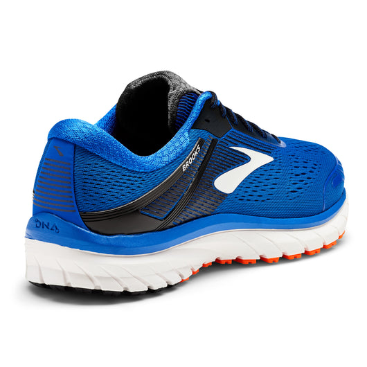 Brooks Men's Adrenaline 18 - Blue/Black/Orange (1102711D420)