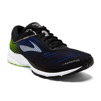 Brooks Men's Launch 5 - Black/Blue/Green (1102781D016)
