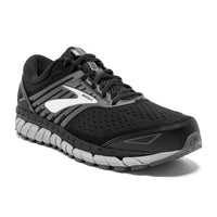 Brooks Men's Beast 18 Extra Wide (4E) - Black/Grey/Silver (1102824E004)