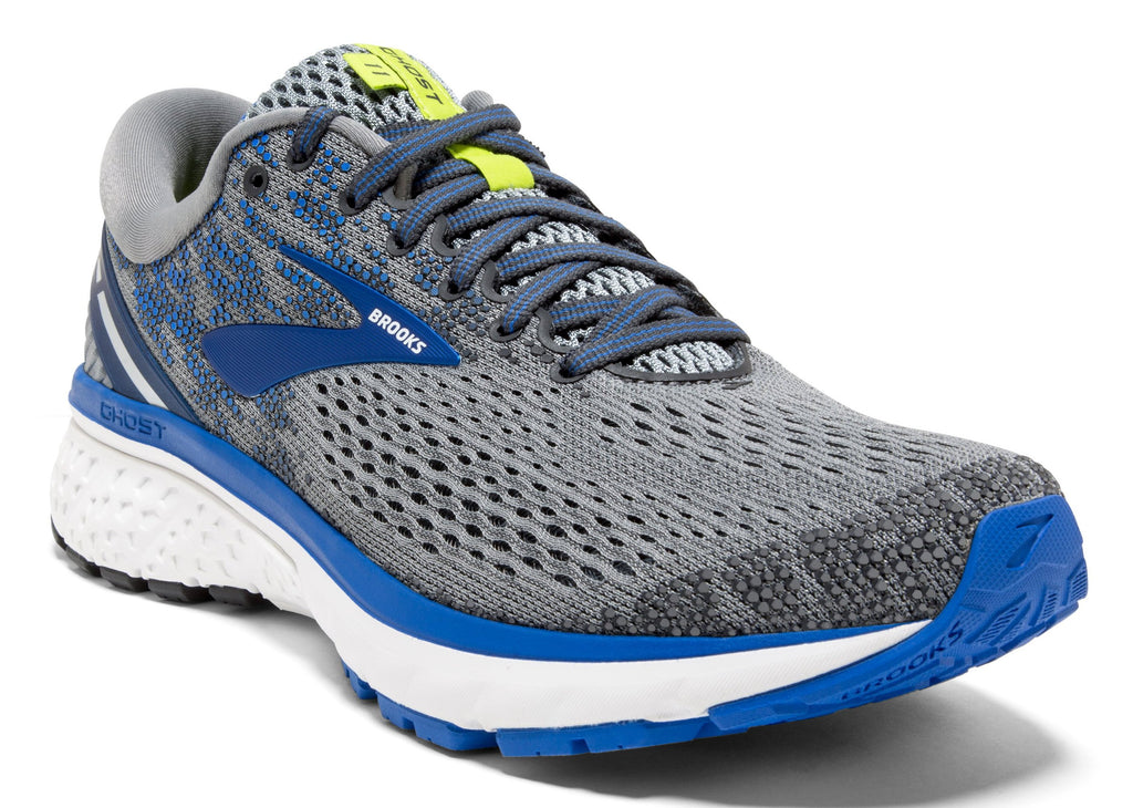 d251287ef34 Brooks Men s Ghost 11 - Grey Blue Silver (1102881D006) – Marathon Sports