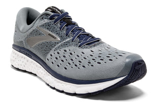 Brooks Men's Glycerin 16 - Grey/Navy/Black (1102891D059)