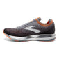 Brooks Men's Levitate 2 - Grey/Black/Orange (1102901D026)