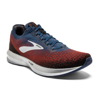 Brooks Men's Levitate 2 - Chili/Navy/Black (1102901D689)