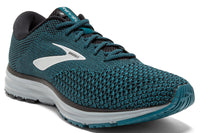 Brooks Men's Revel 2 - Black/Blue/Grey (1102921D061)