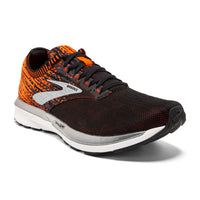 Brooks Men's Ricochet - Black/Orange/Ebony (1102931D038)