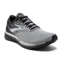 Brooks Men's Ricochet - Grey/Black/Ebony (1102931D049)