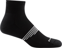 Darn Tough Men's Element 1/4 Lightweight Cushion Athletic Sock (1102)