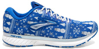 Brooks Men's Revel 3 Run Merry - Blue/White/Silver (1103141D477)