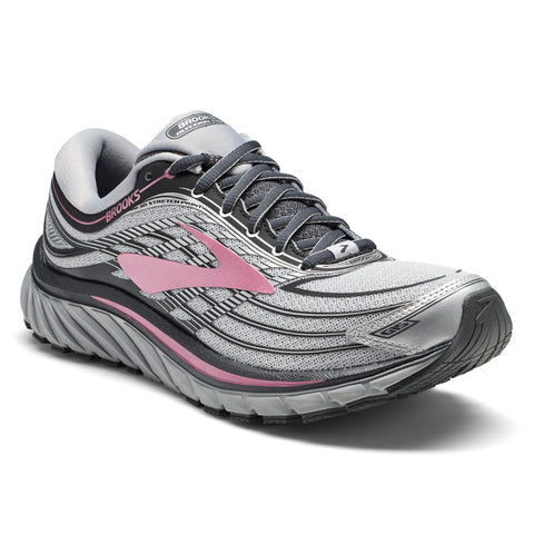 Brooks Women's Glycerin 15 - Silver/Grey/Rose (1202471B057)