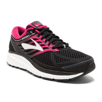 Brooks Women's Addiction 13 Extra Wide (2E) - Black/Pink/Grey (1202532E070)