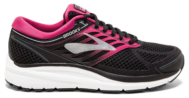 Brooks Women's Addiction 13 Narrow (2A) - Black/Pink/Grey (1202532A070)