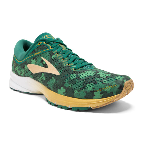 Brooks Women's St. Patrick's Day 2018 Launch 5 - Green (1202661B309)