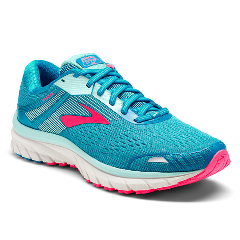 Brooks Women's Adrenaline 18 - Blue/Mint/Pink (1202681B408)