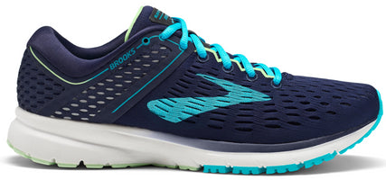 Brooks Women's Ravenna 9 - Navy/Blue/Green (1202691B452)