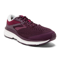 Brooks Women's Dyad 10 Wide (D) - Purple/Pink/Grey (1202751D527)