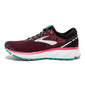 Brooks Women's Ghost 11 - Black/Pink/Aqua (1202771B017)