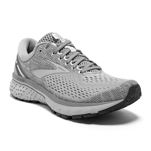 Brooks Women's Ghost 11 - Grey/Silver/White (1202771B028)