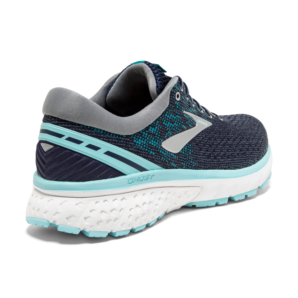 82a87bbbe0c Brooks Women s Ghost 11 - Navy Grey Blue (1202771B493) – Marathon Sports