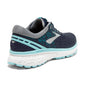 Brooks Women's Ghost 11 - Navy/Grey/Blue (1202771B493)