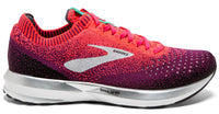Brooks Women's Levitate 2 - Pink/Black/Aqua (1202791B678)