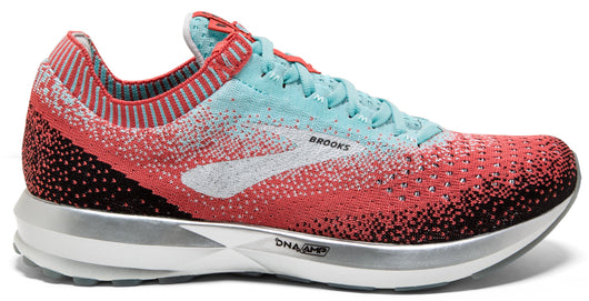 Brooks Women's Levitate 2 - Coral/Blue/Black (1202791B872)