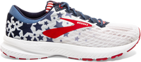 Brooks Women's Launch 6 Old Glory - White/Blue/Red (1202851B166)