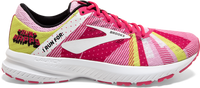 Brooks Women's Launch 6 - Rumba Red/Teaberry/Coral (1202851B628) Running Shoe Run Happy Collection