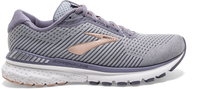 Brooks Women's Adrenaline GTS 20 - Grey/Pale Peach/White (1202961B073)