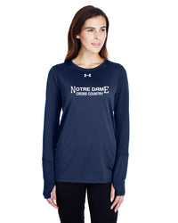 UA WOMENS LOCKER LS  - CAN-NDA-1305681