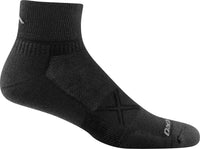 Darn Tough Men's Vertex 1/4 Ultra-Light Cushion Cool Max Running Socks (1775)