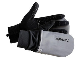Craft Hybrid Weather Glove - Silver/Black (1903014-926999)