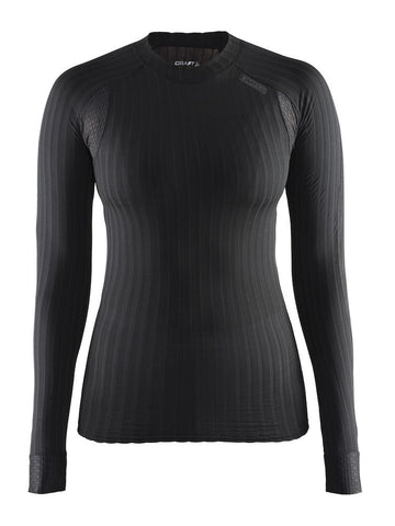 Craft Women's Active Extreme 2.0 LS - Black (1904491-9999)