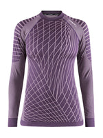 Craft Women's Active Intensity Crewneck Long Sleeve - Tune (1905333-785000)