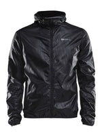 Craft Men's Breakaway Lightweight Jacket - Black (1905838-999000)
