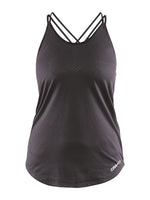 Craft Women's Eaze Singlet - Crest/Black (1907054-982999)