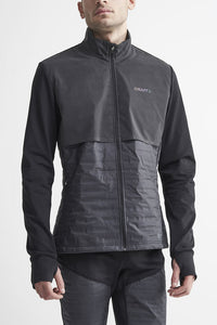 Craft Men's Lumen Subzero Jacket - Black (1907706-999000)