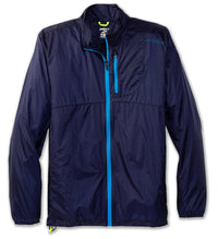 Brooks Men's LSD Jacket - Navy/Azul (211100419)