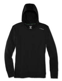 Brooks Men's Dash Hoodie - Black (211161001)
