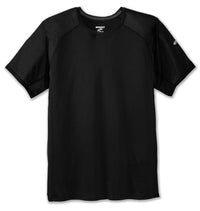 Brooks Men's Stealth Short Sleeve (211219) Black