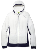 Brooks Women's Canopy Jacket - White Haze/Navy (221221128)