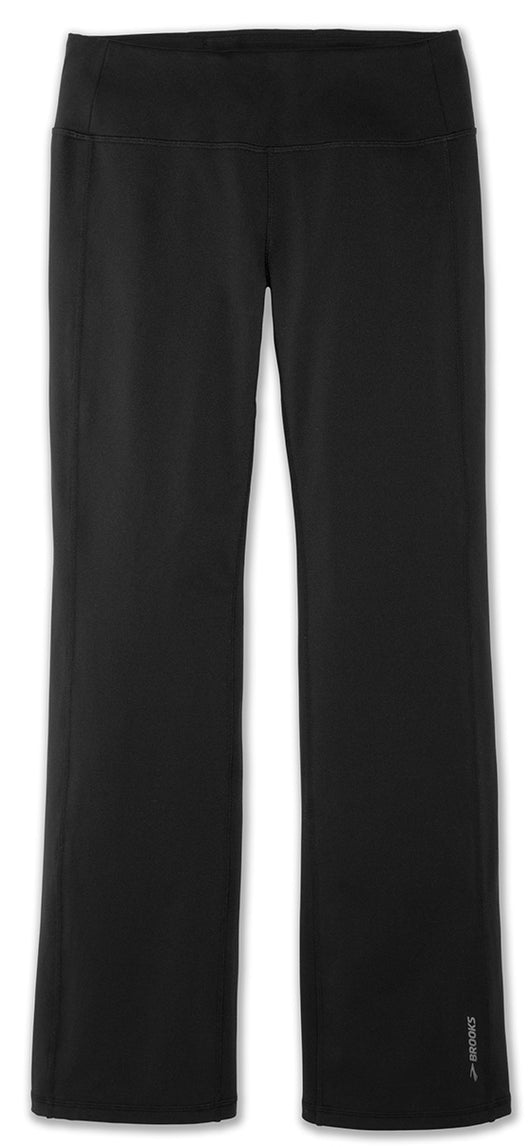 Brooks Women's Threshold Pant - Black (221236-001)