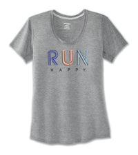 Brooks Women's Distance Graphic Tee (221364)
