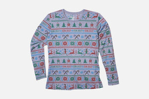 Brooks Women's Ugly Sweater Long Sleeve - Ugly Sweater (221365009)