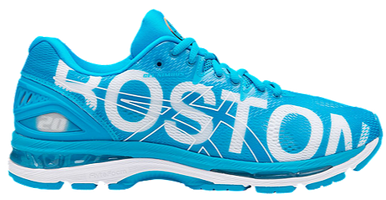 Asics Women's 2018 Boston Edition Gel-Nimbus 20 - Island Blue/Island Blue/White (T8B9N.4141)