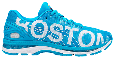 Asics Men's 2018 Boston Edition Gel-Nimbus 20 - Island Blue/Island Blue/White (T8B4N.4141)