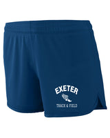 EXETER WOMENS SHORTS - TS-EXETER-357-NAVY