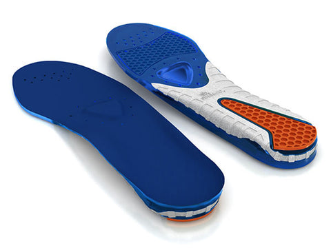 Spenco Gel Comfort Insoles - Blue (39-818)